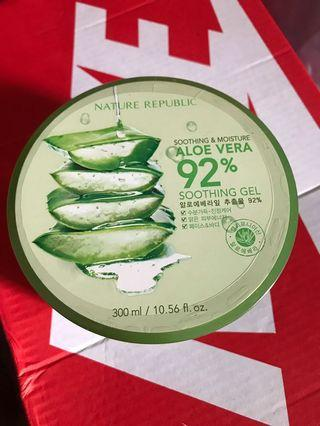 Nature Republic Aloe Vera Gel (ORI COUNTER)