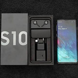 Cicilan Tanpa CC Samsung S10 Gratis 2x Angsuran