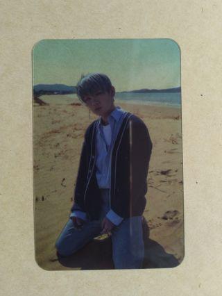 [WTS] Kenta transparent photocard (JBJ New Moon)