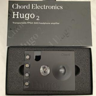 Chord Electronics Hugo 2 dac amp black local set