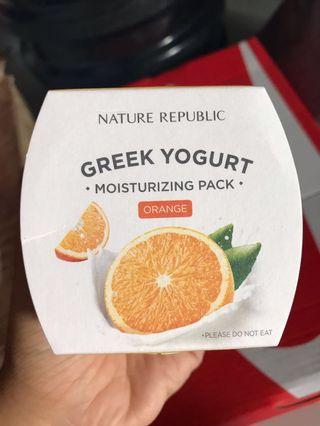 Nature Republic Greek Yoghurt Mask