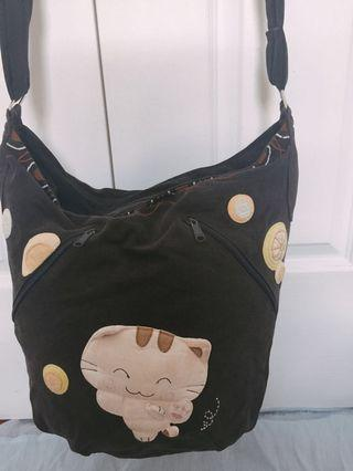 ♡ Cat shoulder bag