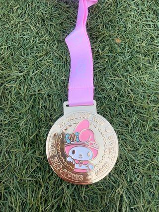 My melody 2019 MEDAL