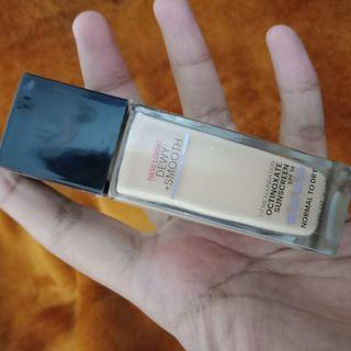 Foundation Maybelline FIT ME shade 130