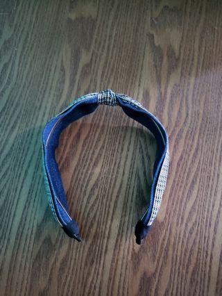 韓式頭箍(9成新) #飾物