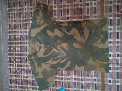 army issue shirt