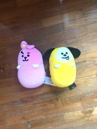 <INSTOCK> BT21 Homeplus/Nara Deco Nap Cushion