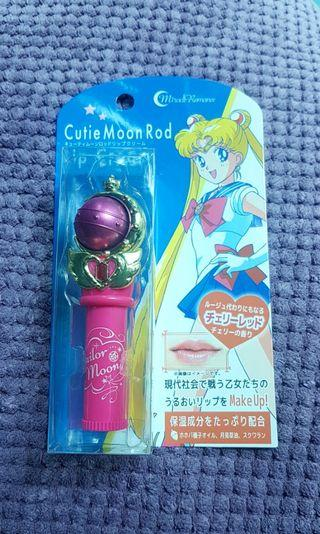 🚚 Miracle Romance Cutie Moon Rod Lip Cream (Cherry Red)