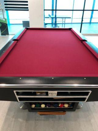 Pool Table (Red)