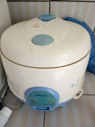 Miyako Rice Cooker #BAPAU