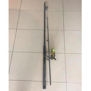 Gladiator Enforcer Fishing Rod in great condition!