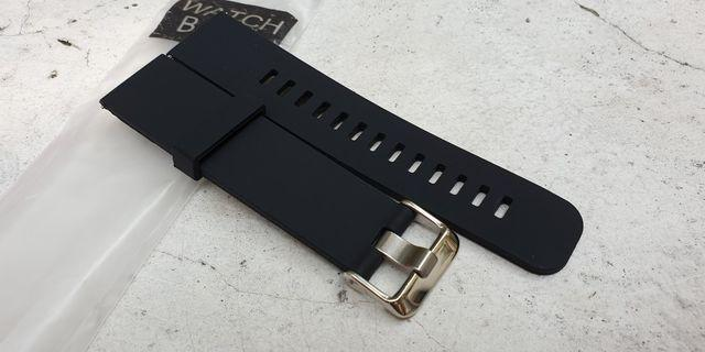 22mm rubber watch band (quick release)