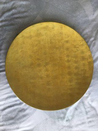 Vietnamese golden lacquerware (55 cm)