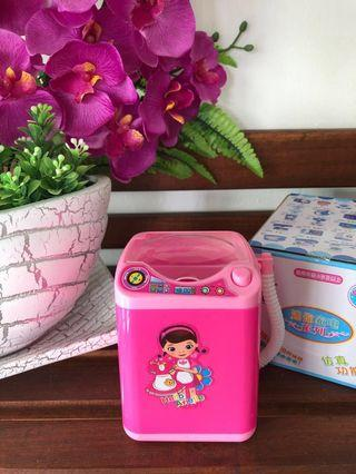 Makeup Brush Cleaner Electric Mini Toy Washing Machine