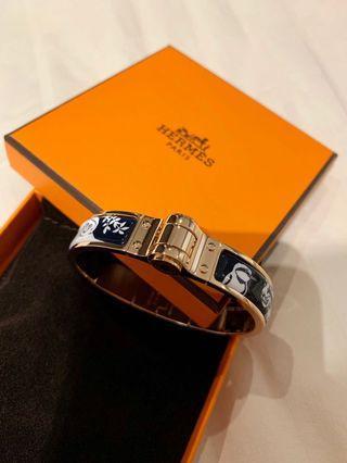Hermes Charniere Bracelet