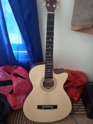 Gitar second #BAPAU