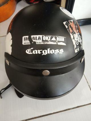 Helm Cargloss #BAPAU