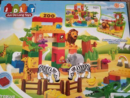 🚚 Lego 152 pieces