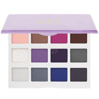 BH cosmetic marble collection cool stone eyeshadow palette