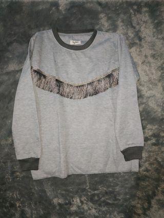 #BAPAU Grey shirt