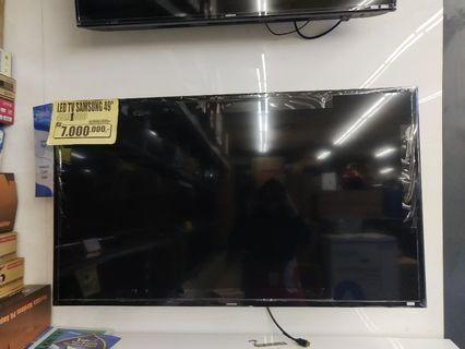 LED TV bisa dicicil proses cepat 3 menit
