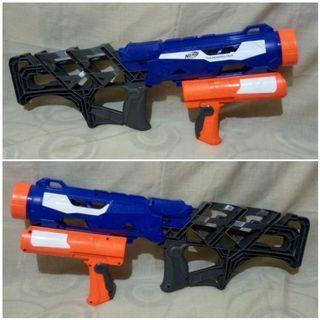 Nerf Thunderblast Missile not rampage raider rapidstrike