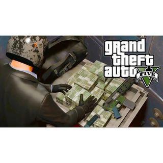 💵 GTA V MONEY