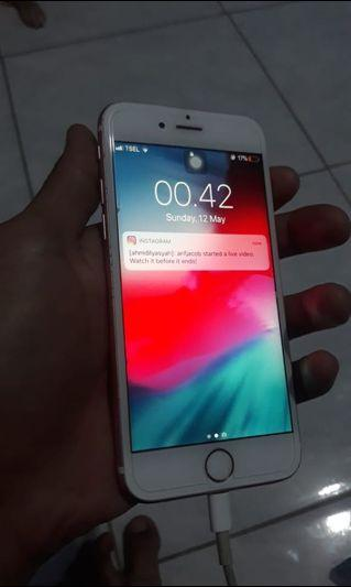 iPhone 6s Ex iBox 64gb Rose Gold