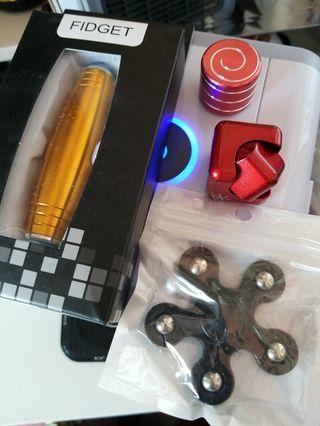 桌面陀螺催眠指尖陀螺發泄玩具解壓神器 減壓發泄球