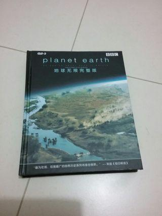 Planet earth (complete set Eng&Chinese subtitle/narration)
