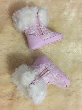 Baby Boots Guess