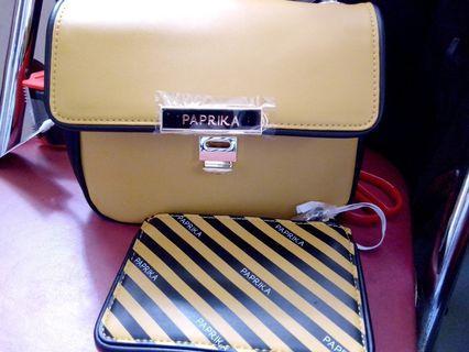 Paprika bag 100% new