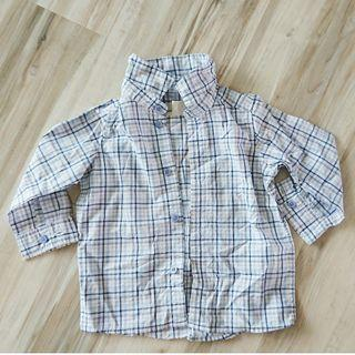 H&M Baby boy checkered shirt (EUR 74, 6-9mth)