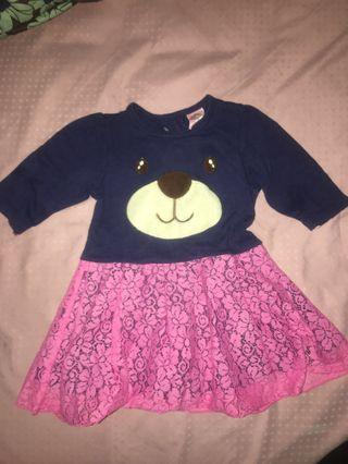 Mididress bear dress