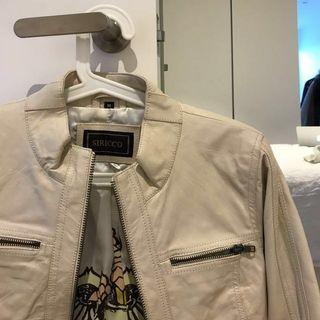 Siricco Genuine Leather Jacket