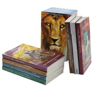 🚚 The Chronicles of Narnia Movie Tie-in Box Set The Voyage of the Dawn Treader