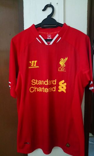 891a09a22 Liverpool FC Warrior Home Kit