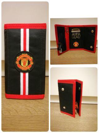 Manchester United 曼聯Key Holder 鎖匙包