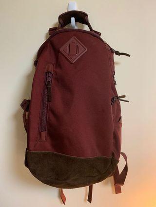 Visvim 20L backpack Wtaps Nike Adidas full set