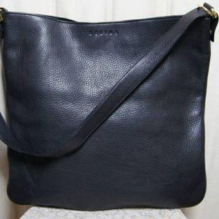 #環保清袋 Celine black leather bag MC99/2