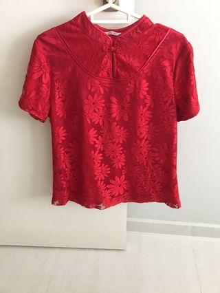 New year blouse