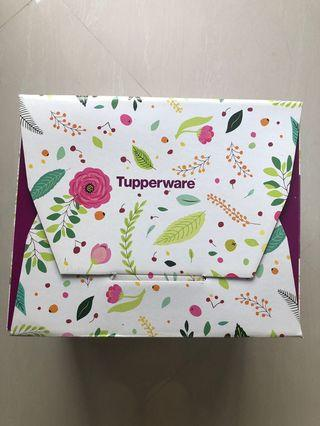 Tupperware- 6 piece set. BNIB