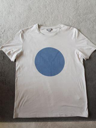 🚚 Retail $69 COS (Collection Of Style) Circle Tee Medium 9/10