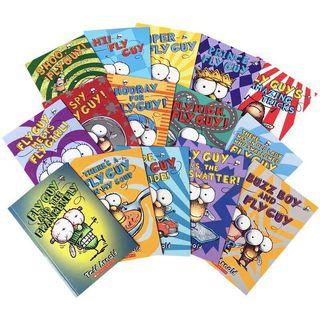 🚚 Scholastic Fly Guy 15 Books Series