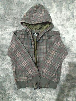 #BAPAU Green Jacket