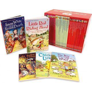 """ My Reading Library "" Usborne Children's Book"