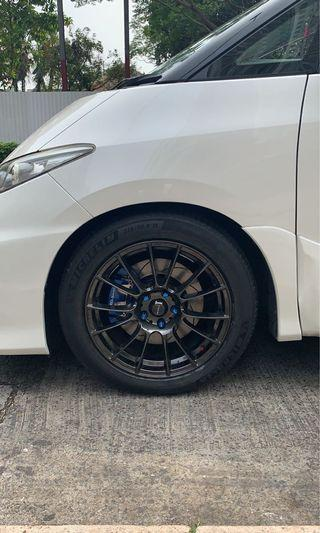 賣極新Michelin primacy4  235/50/18