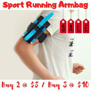 🚚 TSP001 Outdoor Sports Running Ribbon Armband for Mobile Phone GYM Equipment Accessories Brand New Sales