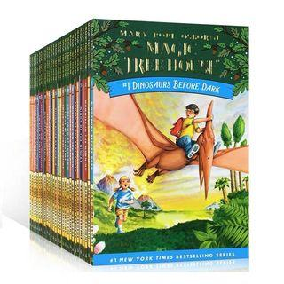 🚚 Magic Tree House Collection 28 Books