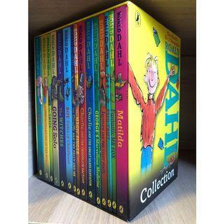🚚 Roald Dahl Box Collection 15 Books